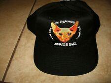Austin Powers Mr. Bigglesworth Cat People Die Vintage Hat 1999 w Tags Head Start