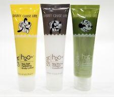 Disney Cruise Line - Spa H20+ - Shampoo, Conditioner, Lotion - 3 pack - 2 oz ea