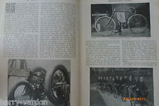 Bicycle Cycle Cyclist Cycling Tricycle Rare Old Victorian Antique 1899 Article