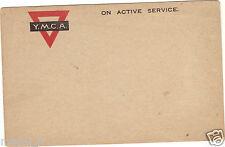 Y M C A - On active service ( i 3318)