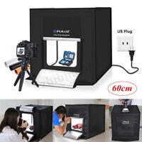 60cm Studio Light Portable Photography Box Photo Mini 120 Led Tent Foldable Cube