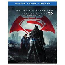 Batman v Superman: Dawn of Justice 3D, No Slipcover (2D/3D, Digital)