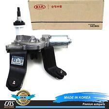 GENUINE Windshield Wiper Motor Rear Fits 06-14 Entourage Sedona OEM 98700-4D000