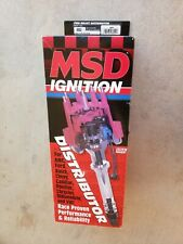 Brand NEW MSD Ignition 8552 Pro-Billet Distributor Buick 455 V8 Ready To Run