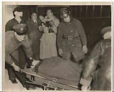 Vintage Photo of Fire Chicago Fire Department