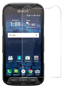 Tempered Glass Screen Protector Scratch Guard Saver for Kyocera DuraForce Pro