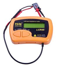 PEAK ELECTRONIC LCR45 - PONTE LCR