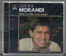 GIANNI MORANDI ALL THE BEST SCENDE LA PIOGGIA CD F.C. SIGILLATO!!!