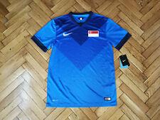 Singapore National Team Soccer Jersey Nike Top Football Shirt Maglia Trikot RARE