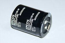 ELKO Elektrolytkondensator EPCOS 12000 uF /  63 V