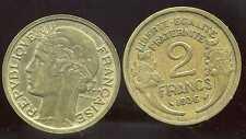 2 francs  MORLON  1936  ( bis )