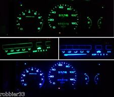 Honda Green Or Blue Civic EK 96-98 Gauge Cluster Climate Control  LED Kit