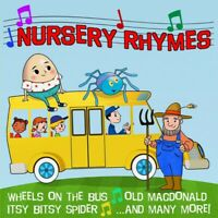 101 Children's Singalong Songs CD   Nursery Rhymes   Kid's Favourites   2 CD
