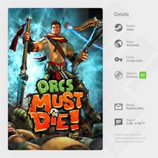 Ocrs Must Die (PC) - Steam Key [GLOBAL, INSTANT]