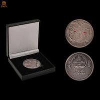 2013 Mongolian Wildlife Ovis Ammon Antique Silver Commemorative Coin Collection