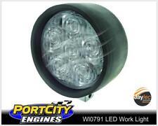 "LED 18W Round Flood Beam Work Lamp Light 10-30 Volt 4.7"" 1200 Lumens WL0791"