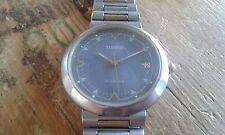 Usado - TISSOT Reloj Unisex - Bicolor - Swiss Quartz - No funciona -