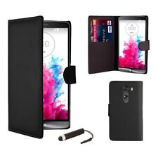 Custodie portafogli nero per LG G3