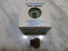 PIONEER PC-3MC MOVING COIL CARTRIDGE & GENUINE PIONEER PN-3MC STYLUS IN CASE BOX
