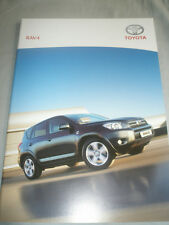 Toyota Rav 4 range brochure Apr 2006 Dutch text