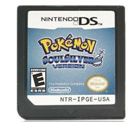 Pokemon SoulSilver Version Cartridge Game Card For Nintendo DS/3DS 2010 New