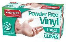 Vinyl Powder-Free Large Disposable Gloves