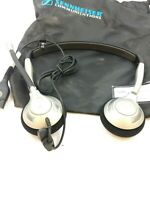 Sennheiser SH 350 Binaural Noise Canceling Headset w/ Bag