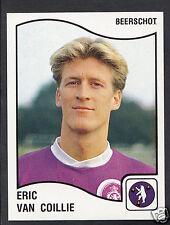 Panini Sticker - Belgium Football 1990 - No 47 - Beerschot - Eric Van Coillie