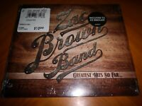 Zac Brown Band - Greatest Hits So Far [CD] 14 tracks New & Sealed