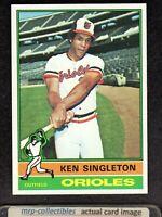 1976 Topps #175 Ken Singleton Baltimore Orioles Baseball Card NM/MT