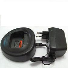 110V 220V Battery Charger for Motorola radio HT750 HT1250 GP328 GP340 GP380