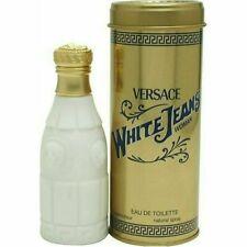 Profumo VERSACE WHITE JEANS WOMAN DONNA EDT 75 ML SPRAY VINTAGE RARO