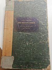 Atlas Universel Géographie Ambroise Tardieu