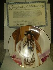 "Gone With The Wind collectors plate ""Scarlett's Shopping Spree"""