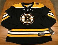 Boston Bruins Breakaway Home Hockey Jersey Men's XL NWT New