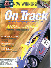 On Track Magazine August 17 2000 Audi at The Point EX 021916jhe