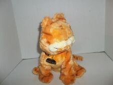 """2004 ty beanie buddies orange garfield the kitty cat plush 10"""" tall"""