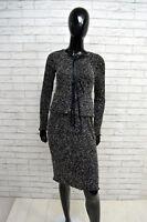 Vestito NEGOZI D'ITALIA Donna Taglia Size S Abito Dress Maglia Shirt Abito Woman