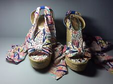 Women's Multicoloured Tsumori Chisato Summer shoes size 39