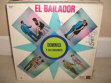 Dominica Y Su Conjunto - El Bailador - Rare LP in Good Conditions L1