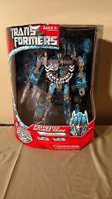 Transformers Movie 2007 Leader Nightwatch Optimus Prime Batteries Work MISB