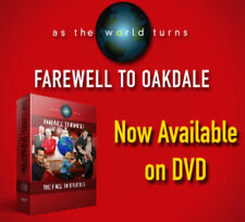As the World Turns - Farewell to Oakdale (DVD) NEW oop rare