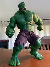 2003 Marvel Avengers Incredible Hulk Raging Action Figure Posable 13� Toy