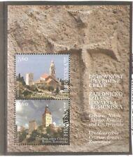 2014 Croacia-SG MS 1223-fortificada Iglesias-Umm