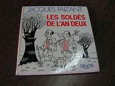 LES SOLDES DE L'AN DEUX PAR JACQUES FAIZANT 1983