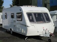 08 Model Abbey Vogue 495 FIXED BED 4 Berth Touring Caravan - call 01514229222