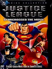 NEW DVD // Justice League - Star Crossed: The Movie //