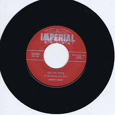 SMILEY LEWIS - GO ON FOOL / GOIN' TO JUMP & SHOUT (New Orleans Rhythm & Blues)