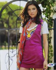 Jessica Stroup Signed Authentic Autographed 8x10 Photo (PSA/DNA) #K65916