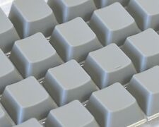 59-Key ISO Alphanumeric Cherry MX Keycaps Keycap Set - Blank, Slate Gray